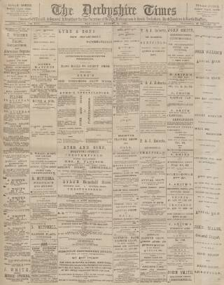Derbyshire Times and Chesterfield Herald in British Newspaper Archive