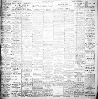 cover page of Shields Daily Gazette published on May 16, 1906