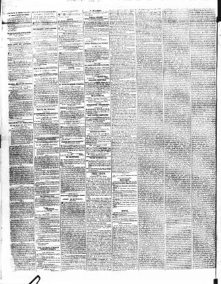 cover page of Sheffield Iris published on March 21, 1837