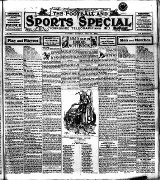 cover page of Star Green 'un published on April 24, 1909